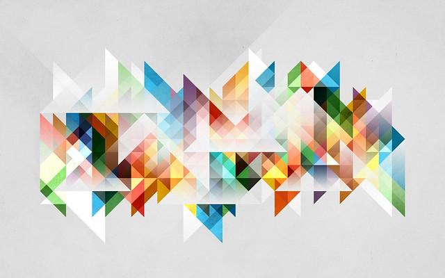 Обои абстракция, геометрия, фигуры, цвета картинки на рабочий стол, фото скачать бесплатно