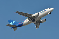 TS0123 LGW-YYZ (A380spotter) Tags: takeoff departure climbout gearinmotion gim retraction belly airbus a310 300 cgtsh ship343 daidn airtransat tsc ts ts0123 lgwyyz runway08r 08r london gatwick egkk lgw