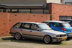 1990 BMW 325i Touring (E30) (rvandermaar) Tags: 1990 bmw 325i touring e30 3 3er 3series 3serie 3reeks sidecode4 yv93vy bmwe30 bmw325i bmw3