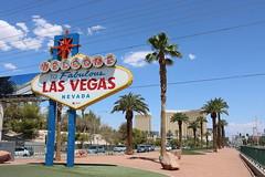 Las Vegas (olgatticus) Tags: lasvegas las vegas nevada usa sign cool welcome