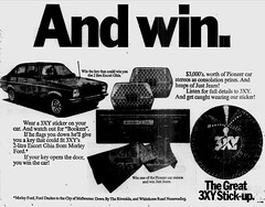 Sept1978No8 (mat78au) Tags: sept 1978 melbourne newspaper extracts ford escort mk2 3xy radio station melb 78