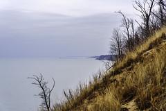 The Horizon (Tom Gill.) Tags: lighthouse lake greatlakes lakemichigan dune sanddune michigan statepark vanburen