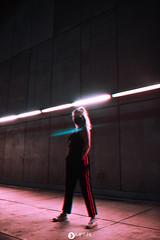 Nostalgix 3D (Kapture The Light) Tags: vaporwave cyberpunk 3d 3dphoto trippy visual portrait neon future futuristic edit vancouver canada nikon d750 sigma art 35mm