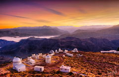 Sunrise over Cerro Tololo Observatory (Astro☆GuiGeek) Tags: astronomy astrophotography chile skyinchile chileanandes mountain sky observatory astronomicalobservatory ctio cerrotololo cerrotololointeramericanobservatory astronomie astroguigeek astrophotographie astro astrophoto astro2018 coquimbo chili canonphotography canoneos700d sigma1835mm sigmaart hdrphotography gabrielamistralinternationaldarkskysanctuary space universe sunrise dawn leverdusoleil