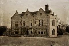 An Old Photograph? (clivea2z) Tags: unitedkingdom greatbritain england oxordshire southoxfordshire nationaltrust greyscourt rotherfieldgreys henleyonthames textured agedphotograph