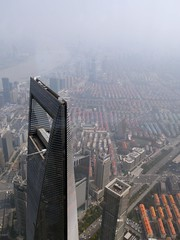 Shanghai from above as seen from the Shanghai Tower (SpirosK photography) Tags: shanghai china κίνα σανγκάη city urban middlekingdom pudong economiccenter cityscape fromabove shanghaitower