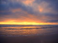 There's no comfort in the truth (Jim Nix / Nomadic Pursuits) Tags: cannonbeach oregon coastline westcoast coast coastal beach sunset golden hour pacificnorthwest pacificocean skylum luminar travel jimnix nomadicpursuits olympus em1