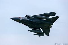 Tornado GR4A ZG727 / 0126 - 617 Squadron RAF Lossiemouth (stu norris) Tags: tornadogr4azg727 0126 617squadron raflossiemouth zg7270126 thedambsuters raf panaviatornado airshow aviation bigginhill