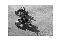Ready to Roll (radspix) Tags: canon t90 35135mm tamron adaptall ii f3545 model 40a ilford fp4 plus pmk pyro