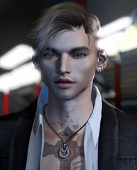 Guy (Alisa Perne) Tags: alisa26 alisaperne secondlife sl male avatar bento meshhead lelutka doux swallow
