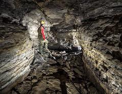 Cueva de la Trinidad (enekopy) Tags: cueva grute gruta alava espeleo trinidad kuartango