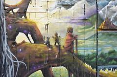 La Porte... (RarOiseau) Tags: marseille paca bouchesdurhône peinture détail porte