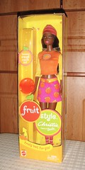 2003 Fruit Style Orange Christie (1) (Paul BarbieTemptation) Tags: 2003 fruit style barbie cherry orange christie
