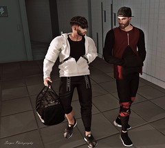 [LOB] UP YOUR STYLE TAKE TWO (Sɲίper Dayɲ-Vίʅʅota) Tags: lob unik themensjailevent equal10 menswear mainstore thirst exclusive stockard sniper snipersbits slblog secondlife slblogger sl blog blogger backdropcity gay gaymale gayguys friends cute