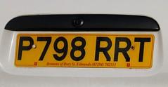 P798 RRT (1) (Nivek.Old.Gold) Tags: 1997 citroen saxo vsx 16i auto 5door timbrintoneurocars burystedmunds