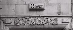 22 HaZefira Jerusalem (zeevveez) Tags: זאבברקן zeevveez zeevbarkan canon bw jerusalem