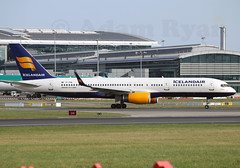 TF-FIN - Icelandair B757-200 (✈ Adam_Ryan ✈) Tags: dub eidw dublinairport dublinairport2019 2019 canon 6d 100400 aviation plane planespotting takeoff runway28 february tffin icelandair b757 b757200