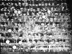 Memorial Candles (zeevveez) Tags: זאבברקן zeevveez zeevbarkan canon candles bw jewish