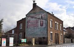 Saint Raphaël (XBXG) Tags: saint raphaël saintraphaël route de bon secours d8051 givet ardennes 08 grand est grandest france frankrijk vieille publicité murale pub peinture française old historic french wall ad reclame sign
