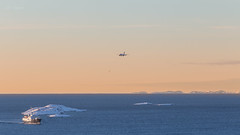 Mode of transport (Normann Photography) Tags: bodø fly nordland sas visitnorway airplane arcticnorway bird boat ferry inforlanding naturallight northernnorway sea seascape ship sunrise transportation