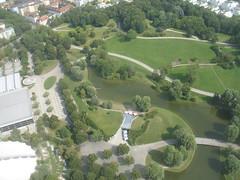 München/Munich, Germany, 2018 (From Manhattan to Havana) Tags: münchen munich bavaria bayern deutschland germany saksa olympiaturm olympictower olympiapark park