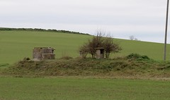 Old air raid shelter? (Nivek.Old.Gold) Tags: air raid shelter farm land