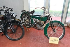 1914 Precision Motorcycle (Lox Pix) Tags: vintage australia forbes mcfeetersmotormuseum loxpix loxwerx cars car museum rover motorbike motormuseum jaguar ford falcon austinhealey honda singer renault hudson velorex mitchell swift pedalcars dennis