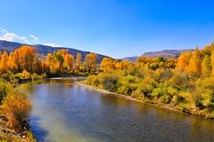 Colorado River Autumn (simonmgc) Tags: 4 colorado coloradoriver granby