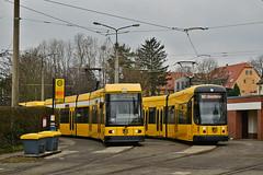 DWA Bautzen NGT6DD #2531 Bombardier NGTD8DD #2615 DVB Dresden Drezno (3x105Na) Tags: strasenbahn strassenbahn tram tramwaj deutschland germany niemcy sachsen saksonia dwa bautzen ngt6dd 2531 bombardier ngtd8dd 2615 dvb dresden drezno