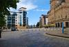 Sunshine on Leith (magaroonie) Tags: leith edinburgh 7dos oldnew focus friday