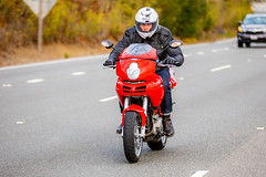 Ducati (Thomas Hawk) Tags: america bayarea california ducati marin marincounty sfbayarea usa unitedstates unitedstatesofamerica westcoast motorcycle sausalito us fav10