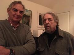 With Tom Parker (jjldickinson) Tags: jacobdickinson tomparker appleiphonese beachwoodcanyon losangeles