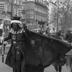 298 (robwiddowson) Tags: darth vader street photography london robert widdowson art