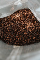 brown coffee beans - Credit to https://myfriendscoffee.com/ (John Beans) Tags: coffee espresso coffeebean coffeeseed cafe coffeebeans shopbeans coffeecup cup drink