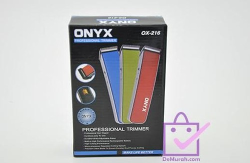 PENAWARAN Dijual Mesin Alat Cukur Rambut Onyx Ox-216 Shaver Clipper