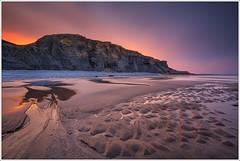 Traeth Mawr Sunrise, Glamorgan Heritage Coast (neilholman) Tags: flickrsbest glamorgan heritage coast wales uk sunrise