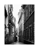 The alley (BLANCA GOMEZ) Tags: spain mad madrid bw blackwhite arquitectura architecture light shadows silhouettes shapes textures urban city street calle callejon alley madridcentre madridcentro callepeatonal pedestrianstreet housing building hilly hill empinada