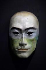 Confession d'un masque (Gerard Hermand) Tags: 1903227589 gerardhermand france paris canon eos5dmarkii grillon masque mask exposition exhibition sculpture