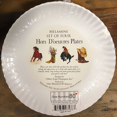 Hors D'oevres Plates (Timothy Valentine) Tags: large boots hat plate horse squaredcircle cowboy hanson massachusetts unitedstatesofamerica us