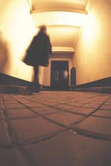 Lets Go (CoolMcFlash) Tags: person woman night silhouette fisheye canon eos 60d walking pov perspective sigma 10mm pointofview motion blur floor frau nacht light licht kontur fischauge blickwinkel boden perspektive bewegungsunschärfe gehen fotografie photography candid