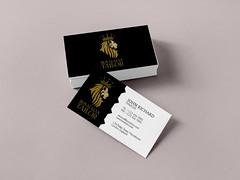 Royalman Business Card (ismailrajib) Tags: