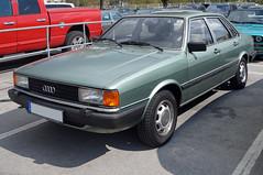 1981 Audi B2 80 GL 4T Front (Joachim_Hofmann) Tags: auto fahrzeug audi 4ringe volkswagenkonzern audi80 stufenheck sedan