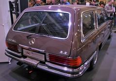 W116 Wagon (Schwanzus_Longus) Tags: bremen classic motorshow german germany old vintage car vehicle station wagon estate break kombi combi mercedes benz s class klasse w116 450sel 450 sel