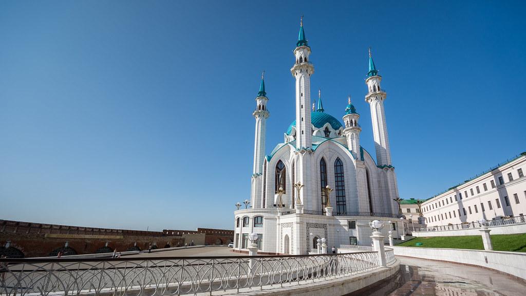 фото: Kul Sharif Mosque, Kazan