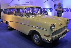 Rekord Caravan (Schwanzus_Longus) Tags: bremen classic motorshow german germany old vintage car vehicle station wagon estate break kombi combi opel rekord p1 caravan gm general motors