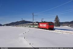 SOB Re456.094 (Marco Stellini) Tags: schweizerische südostbahn sob re456 re44 zurich biberbrugg