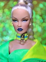 I'ma need space, I'ma I'ma need... (nevraforever) Tags: violaineperrin beyondthisplanet counterculture nuface fashionroyalty