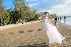 DSC_6084 (Robin Huang 35) Tags: 謝立琪 kiki 沙巴 sabah 馬來西亞 malaysia 亞庇 丹絨亞路 海灘 沙灘 海岸 裸紗 遊拍 人像 portrait lady girl nikon d850 亞庇縣 my 海邊 beach