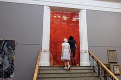 Dare ye enter the red room? (Nihon Zaichuu Scotto) Tags: adelaideartartgalleryofsouthaustraliaaustraliamuseum adelaide art artgalleryofsouthaustralia australia museum sabbatical