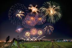 2019鹿耳門聖母廟煙火part2 (Hong Yu Wang) Tags: taiwan tainan sony a73 a7m3 a7iii 1224g 台灣 台南 土城 鹿耳門 煙火 花火迎春 2019 花火 fireworks 鹿耳門聖母廟